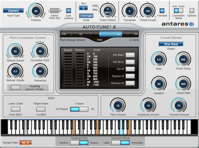 Antares Auto Tune 8 Download Version WIN/MAC