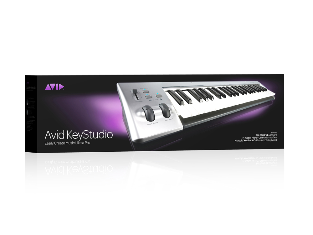 Avid Key Studio Commercial Version