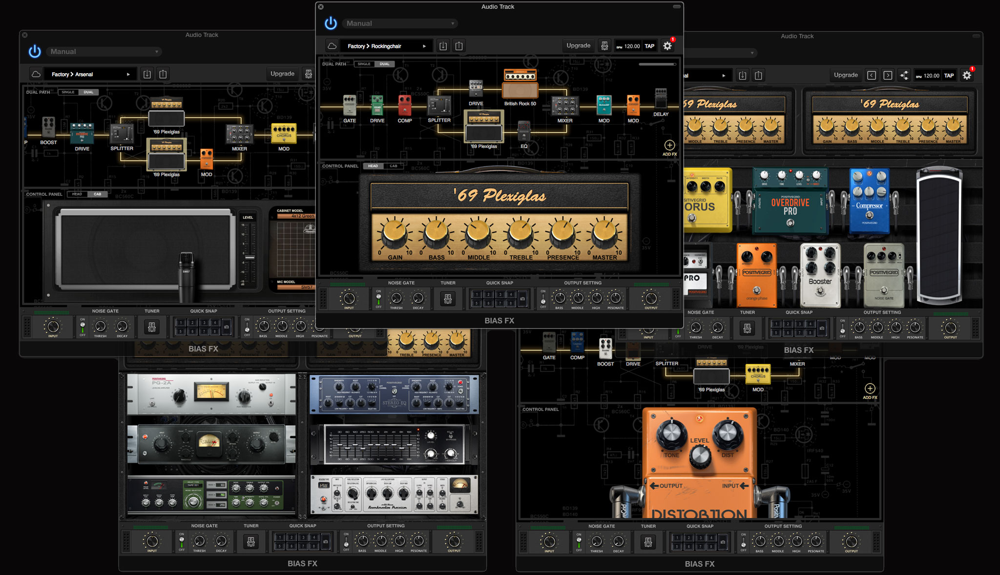 Positive Grid Bias FX Pro WIN/MAC Download Version