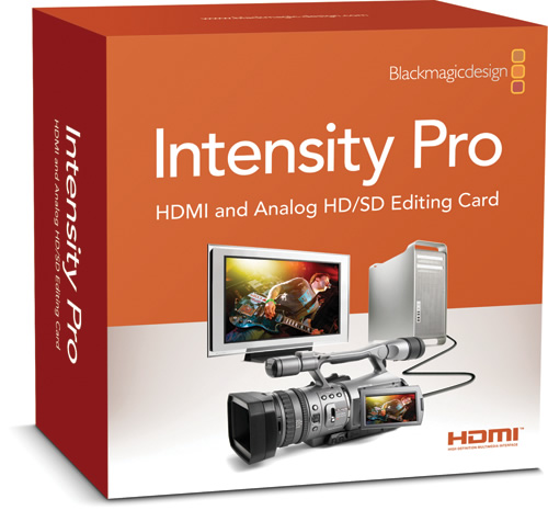 Black Magic Design Intensity Pro