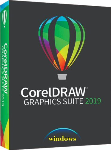 Corel Draw Graphics Suite 2019 Edu WIN