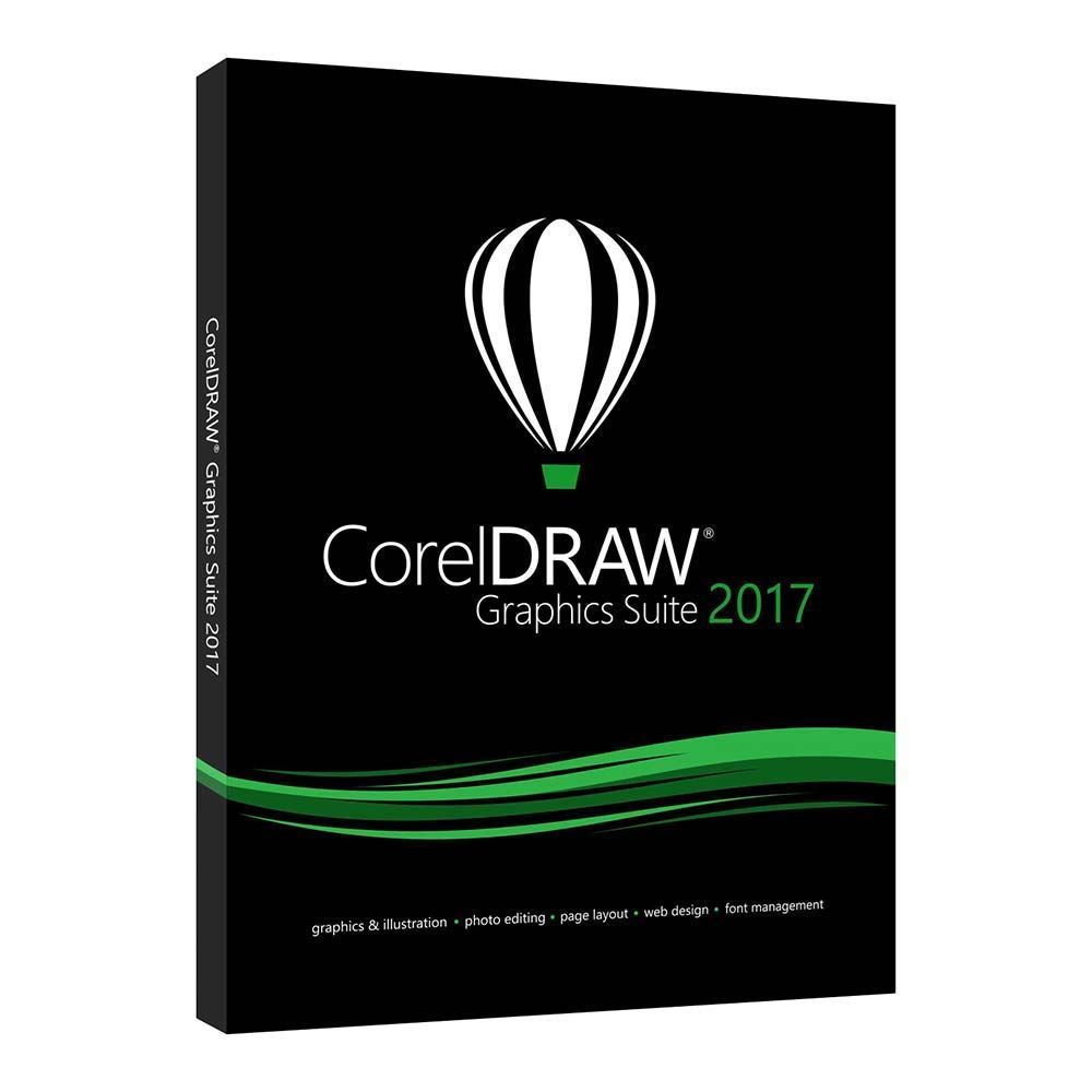 Corel Draw Graphics Suite 2017 Edu WIN