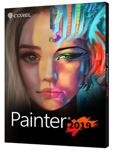 Corel Painter 2019 EDU WIN/MAC