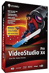 Corel Video Studio X4 WIN