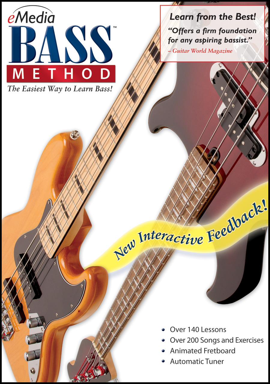 EMedia Bass Method Download Version WIN or MAC