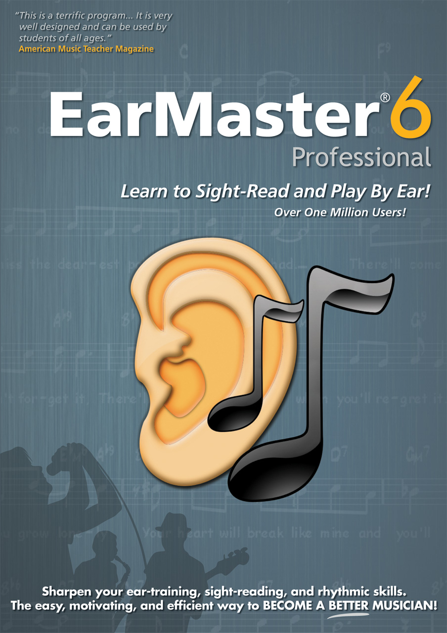 EMedia Earmaster 6 Download Version WIN or MAC