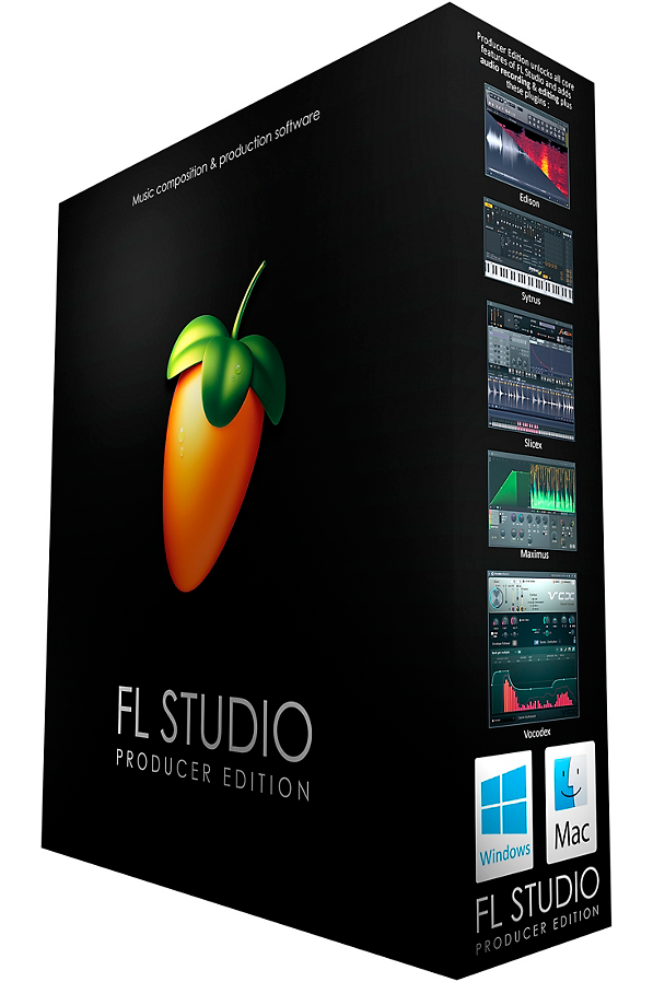 FL Studio 20 Producer Edition WIN/MAC