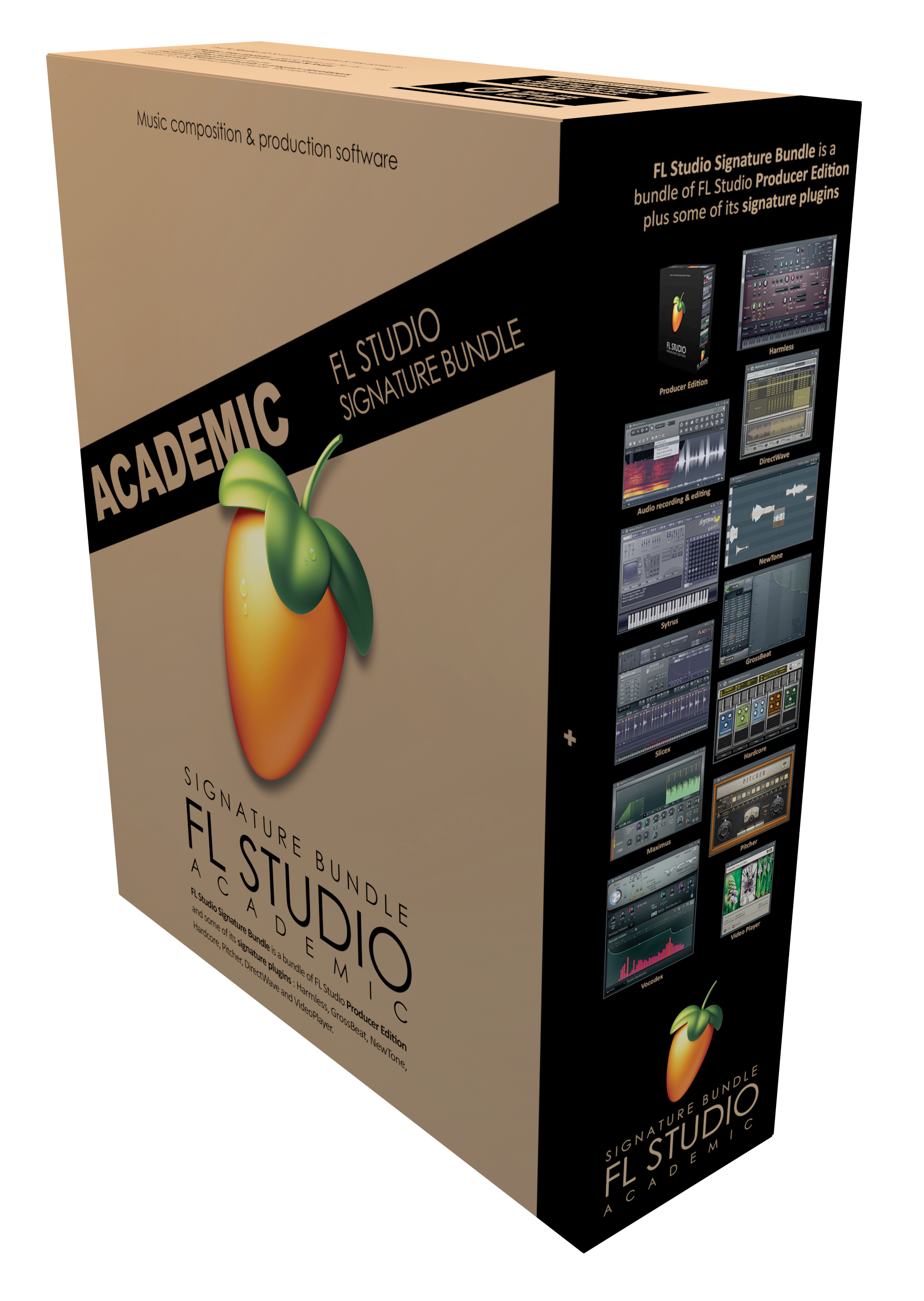 FL Studio 20 Signature Edition EDU Download Version WIN/MAC