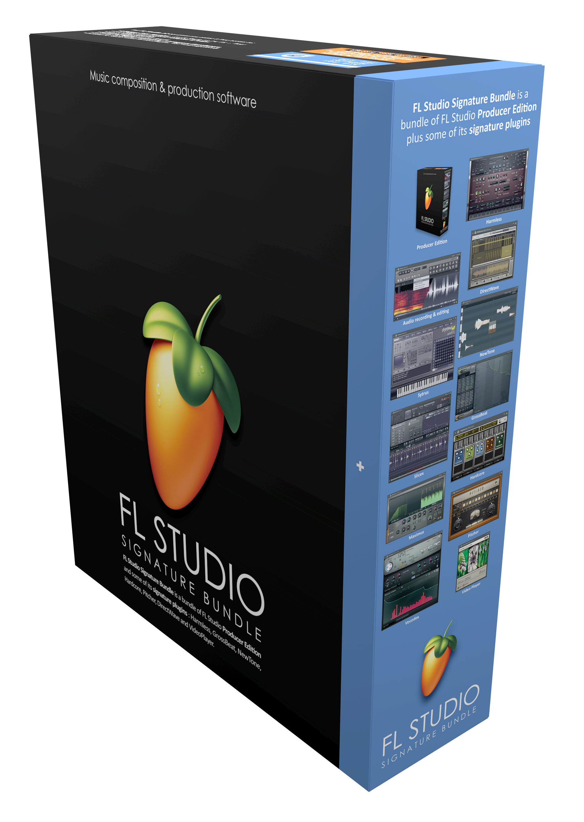 FL Studio 20 Signature Edition WIN/MAC