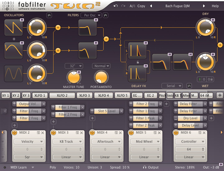 Fab Filter Twin 2 WIN/MAC Download Version