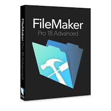 Filemaker Pro 18 Advanced EDU WIN/MAC