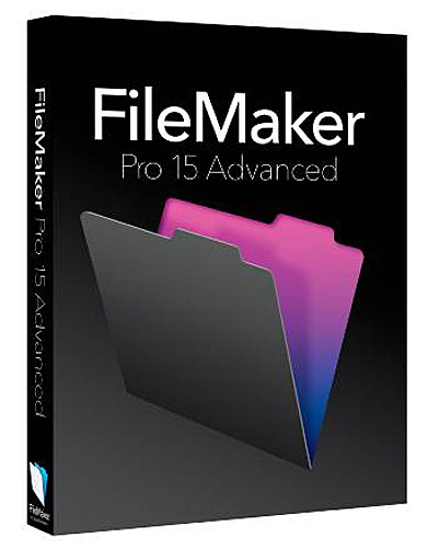 Filemaker Pro 15 Advanced EDU WIN/MAC