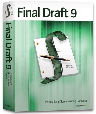 Final Draft 10.0 PC/MAC