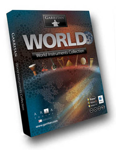 Garritan World Instruments WIN/MAC
