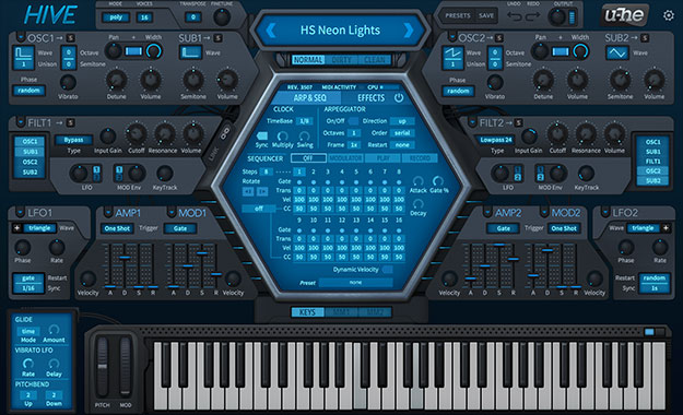 U-HE Spire Synth WIN/MAC Download Version