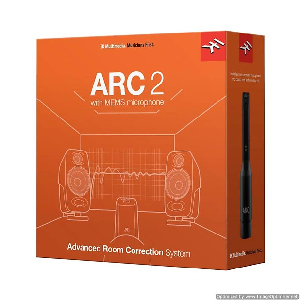 IK Multimedia Arc 2.5 WIN/MAC