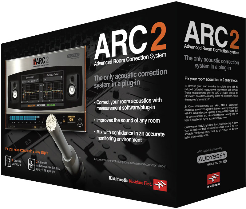 IK Multimedia Arc 2.0 WIN/MAC