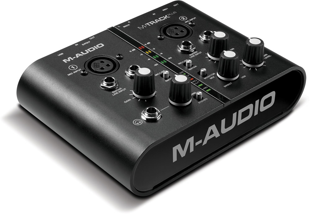 M-Audio Mtrack Plus w/ Pro Tools Express