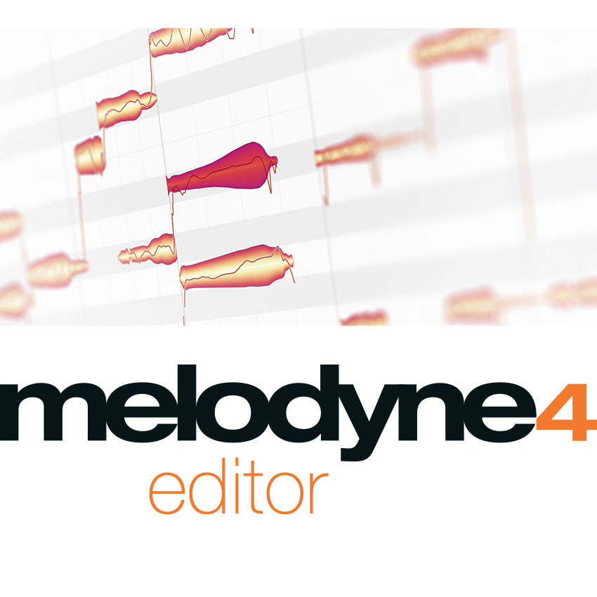 Celemony Melodyne Editor 4 WIN/MAC Download Version