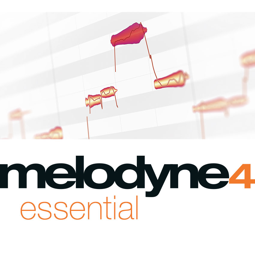 Celemony Melodyne Essentials 4 WIN/MAC Download Version