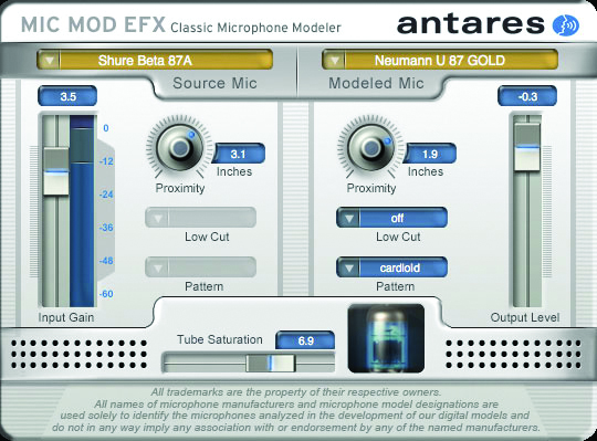 Antares Mic Mod Efx Download Version WIN/MAC