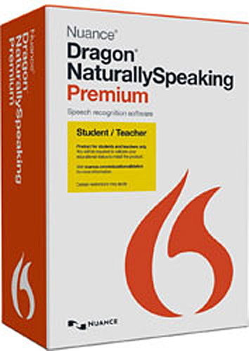 Nuance Dragon Naturally Speaking Premium 13.0 EDU WIN