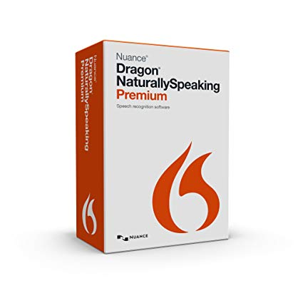 Nuance Dragon Naturally Speaking Premium 13.0 WIN