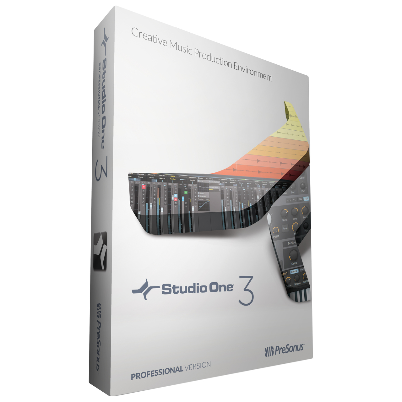 Presonus Studio One Producer 3 WIN/MAC