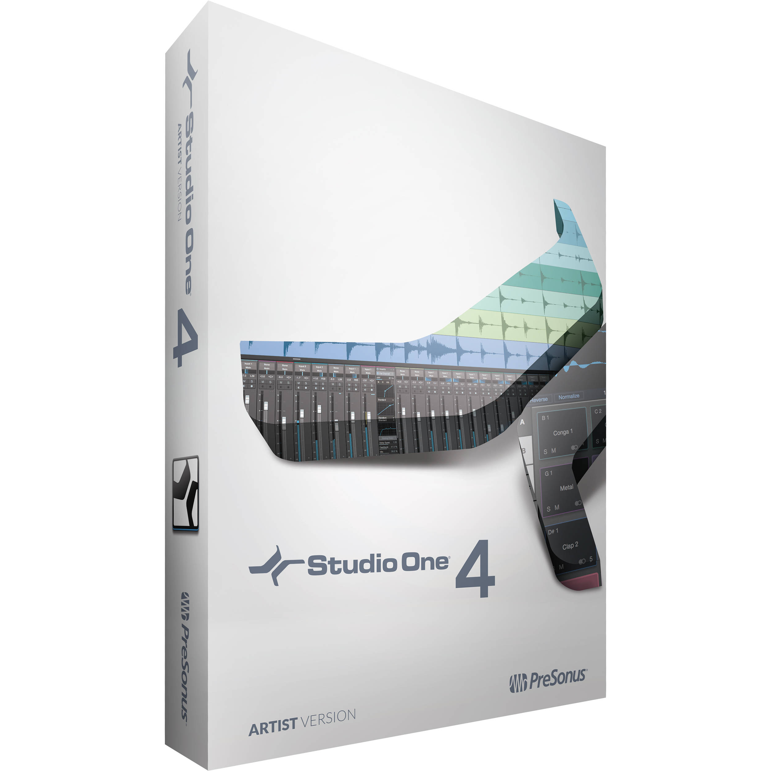Presonus Studio One Artist 4 WIN/MAC Download Version