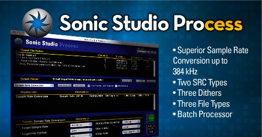 Sonic Studio Process Download Version MAC OS