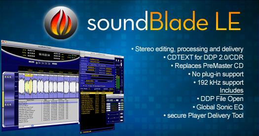 Sonic Studio Sound Blade LE Download Version MAC OS