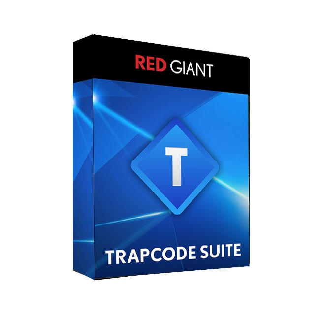 Red Giant Trapcode Suite 2012 Electronic Version WIN/MAC EDU
