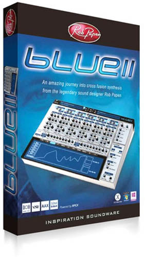 Rob Papen Blue II Download Version WIN/MAC