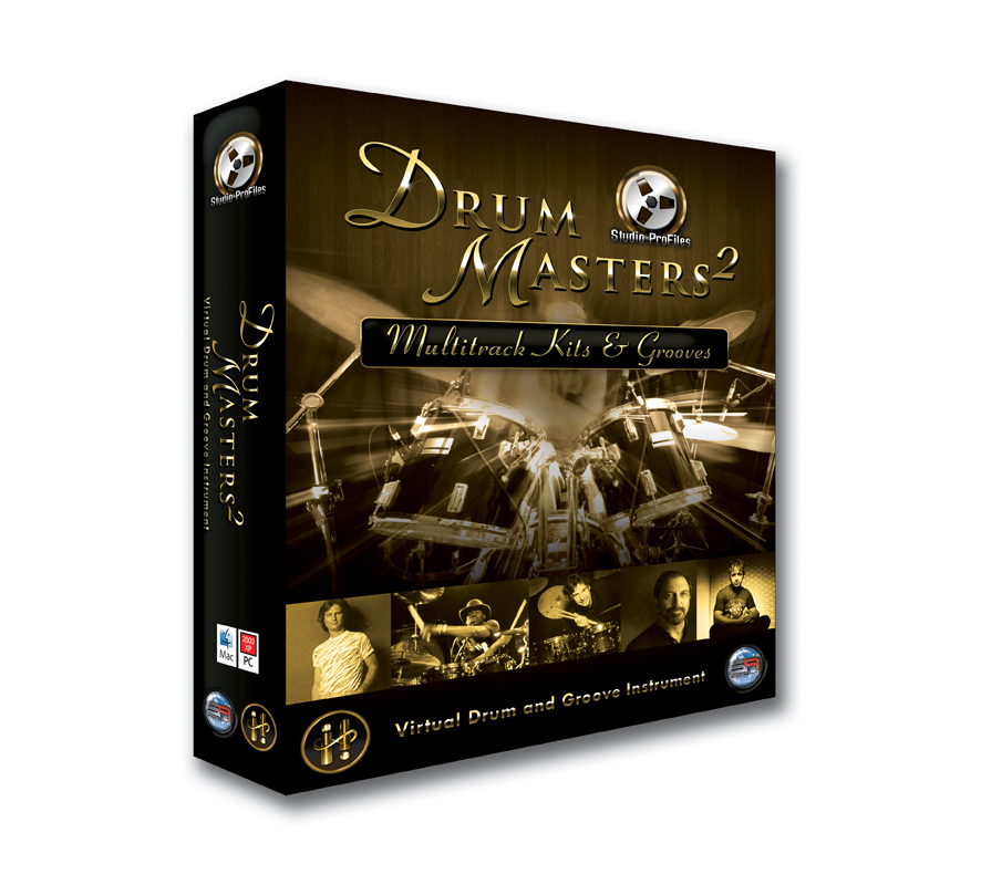 Sonic Reality Drum Masters 2.0 WIN/MAC