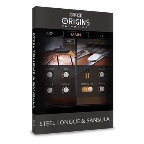 Sonuscore Origins Vol. 1 Steel Tongue & Sansula Download Version
