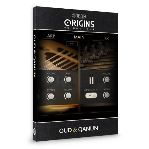 Sonuscore Origins Vol 4 Oud & Quanun Download Version