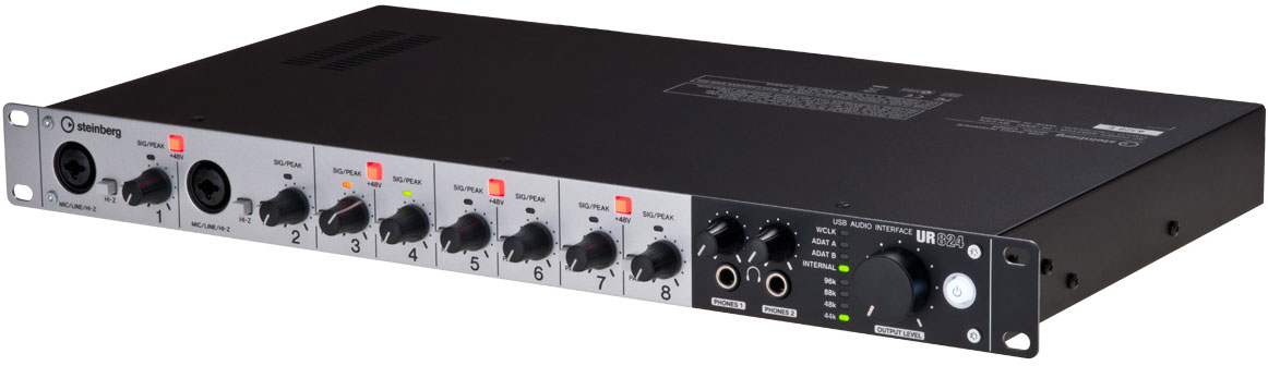 Steinberg UR824 Audio Interface
