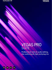 Magix Vegas Pro Suite 17 WIN Download Version