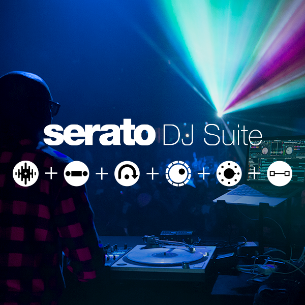 Serato DJ Suite WIN/MAC Download Version