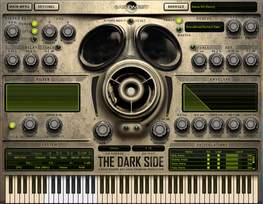 East West The Dark Side WIN/MAC Download Version