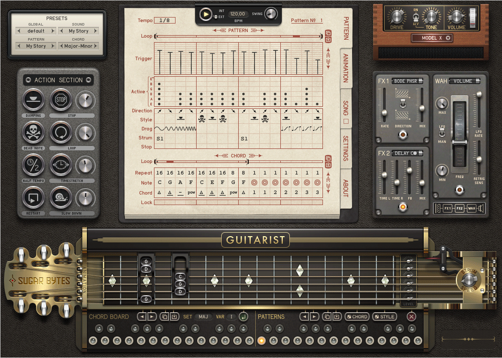 Sugar Bytes Guitarist Download WIN/MAC