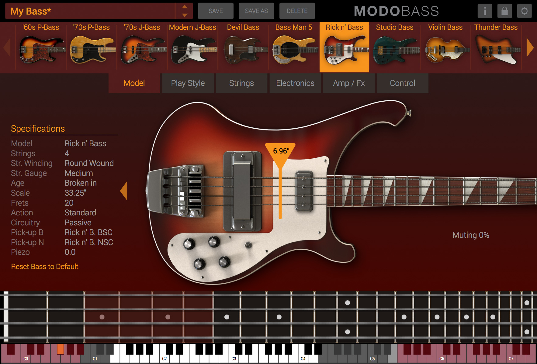 IK Multimedia Modo Bass Download Version WIN/MAC