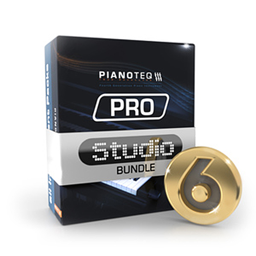 Pianoteq Studio Bundle 6 WIN/MAC Download Version