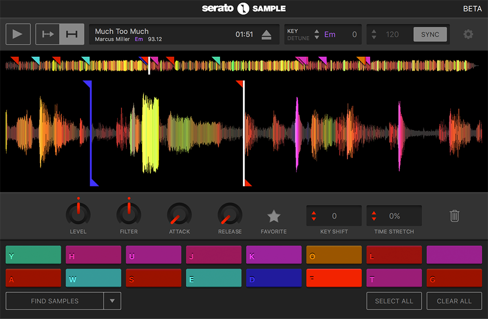 Serato Sample WIN/MAC Download Version