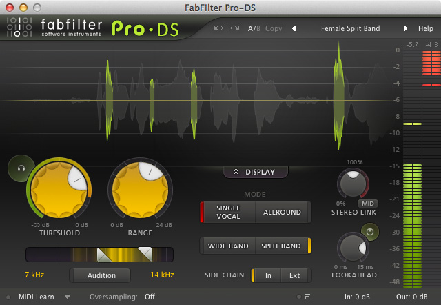 Fab Filter FX Bundle WIN/MAC Download Version
