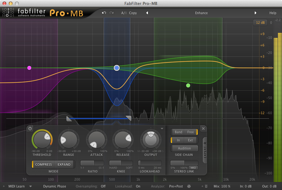Fab Filter Pro MB WIN/MAC Download Version