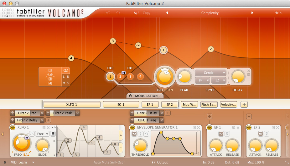 Fab Filter Volcano 2 WIN/MAC Download Version